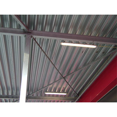 Sab Structural Deep Deck Profiles Roof Structural