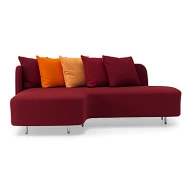 Minima Corner Sofa Right Offecct Free Bim Object For
