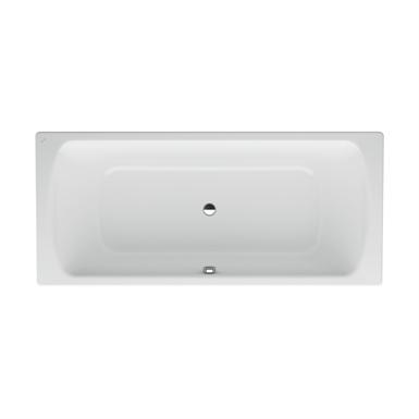 MODERNA PLUS BATHTUB 1800 X 800 MM, STEEL (LAUFEN) | Free BIM object ...