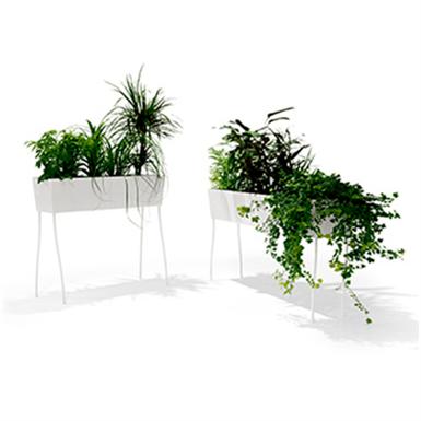Green Pedestals 800 X 250 Offecct Free Bim Object For