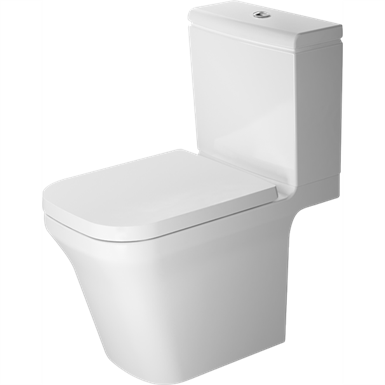 p3 comforts toilet close coupled duravit rimless 216309 duravit free bim object for 3ds max. Black Bedroom Furniture Sets. Home Design Ideas