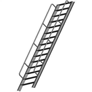 Ships Ladder To Roof Hatch Precision Ladders Llc Free