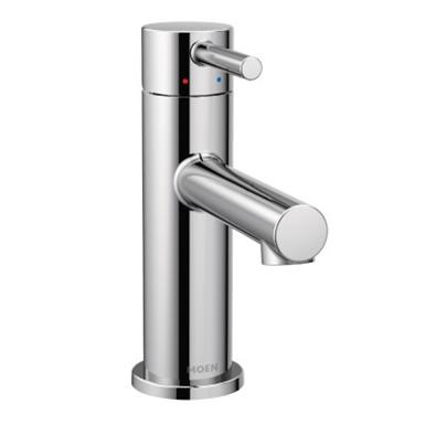 6190 ALIGN ONE-HANDLE BATHROOM FAUCET (Moen) | Free BIM object for ...