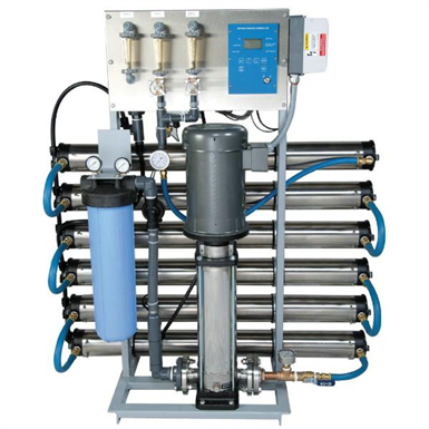 Commercial Reverse Osmosis Systems Up To 10 800 Gallons