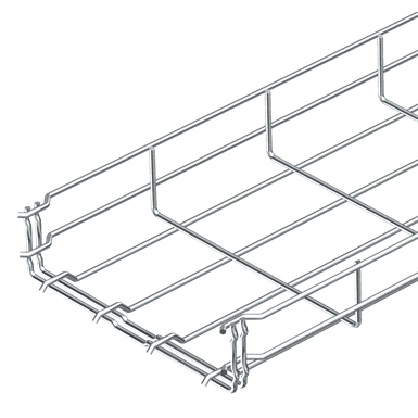 WIRE MESH CABLE TRAY (Chalfant Manufacturing Company