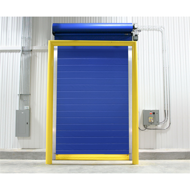 Albany RR300 Freeze high speed door