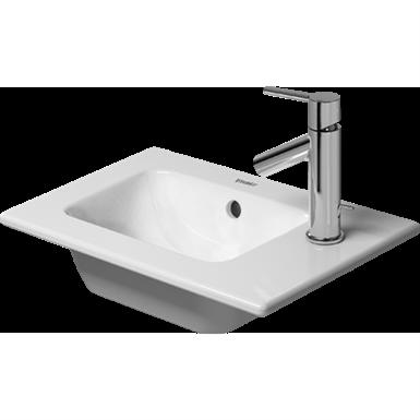 Me by starck handrinse basin furniture handrinse basin 072343 duravit free bim object for - Bassin starck ...