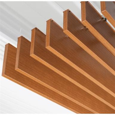 Pp200 Baffle Ceiling Barwa System Free Bim Object For