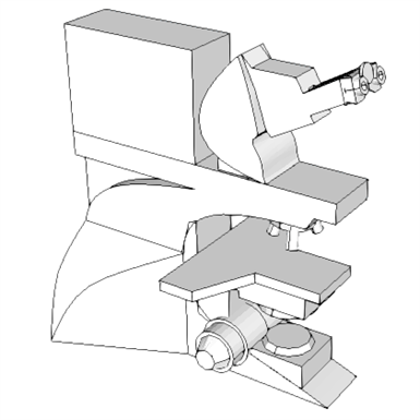 L0100 microscope binocular seps2bim free bim object for l0100 microscope binocular ccuart Image collections