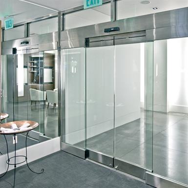 Automatic sliding door all glass esa500 series dormakaba free automatic sliding door all glass esa500 series planetlyrics Choice Image