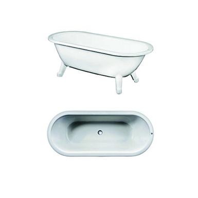 free-standing tub duo - 1680x730 (gustavsberg) | free bim object for