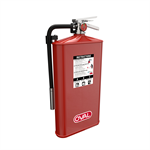 Oval Brand Fire Extinguisher Model 10JABC