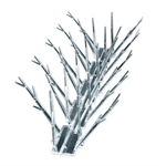 Plastic Bird Spikes - Regular