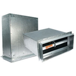 Series 50 - Ceiling Radiation Damper with Box