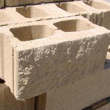 muro de bloques de hormign - Bloques De Hormign
