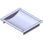 ARMORTEX® RMDT 1016 Deal Tray