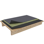 Mono PM 1-layer system on condens insulated wooden panels
