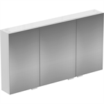 CONNECT SPACE MIRROR CABINET 1300 MM 3 DOOR
