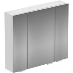 CONNECT SPACE MIRROR CABINET 800 MM 3 DOOR