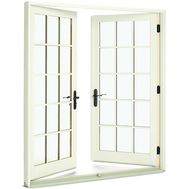 Integrity wood ultrex inswing french door integrity from for Marvin patio door prices