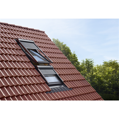 Fen tre de toit fixe pour verri res planes coupler avec for Prix fenetre de toit fixe