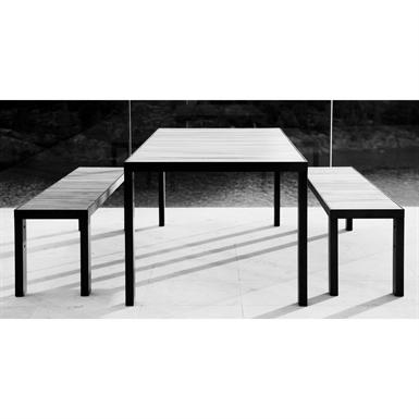 Garden dinner table 160 r shults objets bim gratuits for Outdoor furniture revit