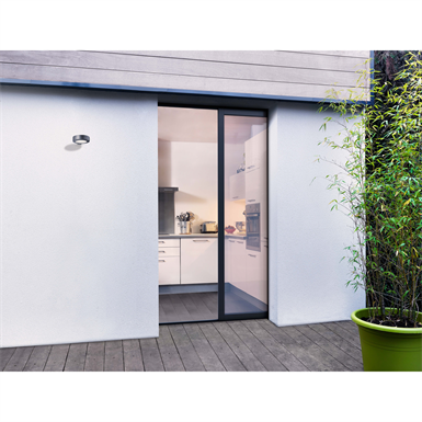 baie galandage 1 rail 1 vantail k line objets bim. Black Bedroom Furniture Sets. Home Design Ideas