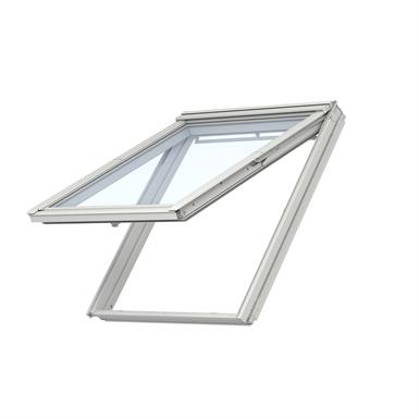 fen tre de toit projection finition bois massif gpl velux fr objets bim gratuits pour. Black Bedroom Furniture Sets. Home Design Ideas