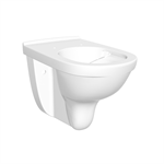 Toilet - Care - Wall hung toilet 4G95 - raised