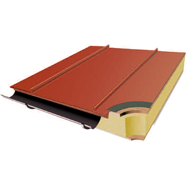 Colorcoat Urban Warm Roof Standing Seam Roof And Wall