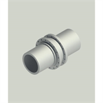 ABN//INSTAL CT FASER Double-joint Flange-adapter