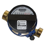 JS 1,6-02 SMART C+ Vane-Wheel Single-Jet Dry Water Meter with Radio Module AT-WMBUS-16-2