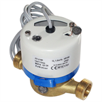 JS 1,6 -NK; -NKP Vane-Wheel Single-Jet Dry Water Meter