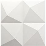 Facet mineral wallpanel