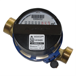 JS 1,6-02 SMART+ Vane-Wheel Single-Jet Dry Water Meter with Radio Module AT-WMBUS-16-2
