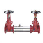 Stainless Steel Double Check Valve Assemblies with Tri-Link Check Valves - C200, C200N
