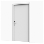 Elderly Care Room Entrance Door Solution