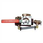 Model 1011A TESTanDRAIN® - Single Handle Ball Valve