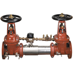Stainless Steel Double Check Detector Assemblies with Tri-Link Check Valves - C300, C300N