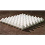FOAM S.T.O.P PYRAMID™ - Melamine Foam Sound Absorber Panels