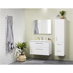 Bathroom furniture Isella showcase