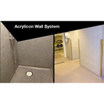 Acrylicon Wall System