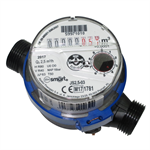 JS 1,6-03 SMART+ Vane-Wheel Single-Jet Dry Water Meter