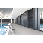 Swimming pool edge system Wiesbaden