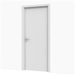 Lockable Interior Door Solution