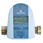 ELF 1,5 (DN20) Compact Heat Meter with Flow Transducer Type JS90-NI