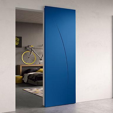 Fila porta scorrevole esterna barausse oggetti bim gratuiti per revit bimobject - Meccanismo porta scorrevole ...