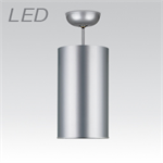 "8"" CYLINDER PENDANT LED DOWNLIGHT - CLP8100"