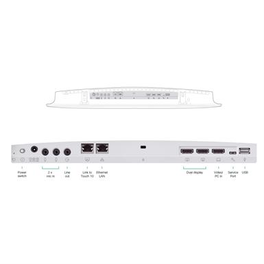 Cisco Webex Room Kit Cisco Systems Inc Revit용 무료 Bim