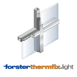 Curtain wall Forster thermfix light